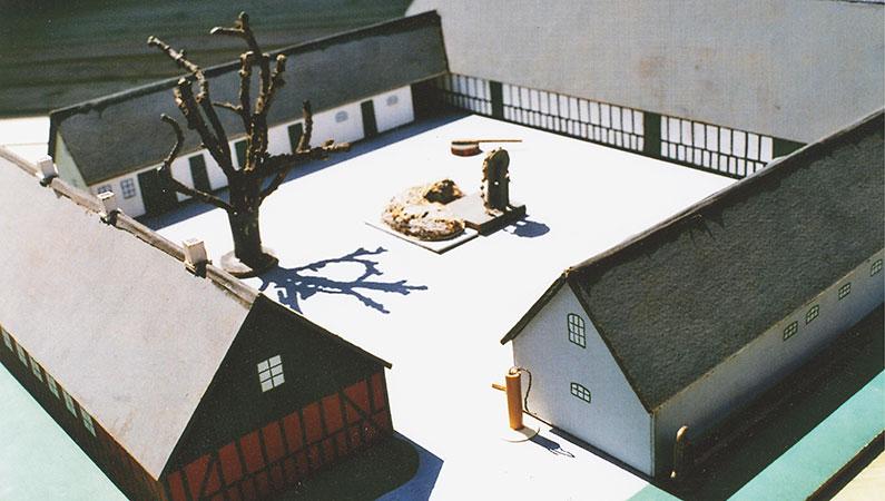 Adslevgaarden model