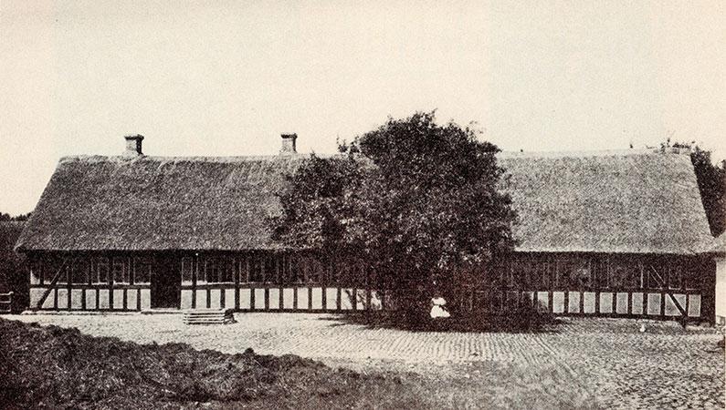 Adslevgaarden-stuehus